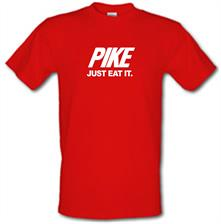 Pike - Just Eat It t shirt