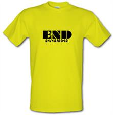 End Of The World t shirt