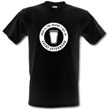 Beer Is The Reason I Get Up Every Afternoon t shirt