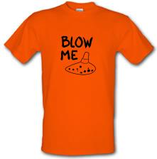 Blow Me (Ocarina) t shirt