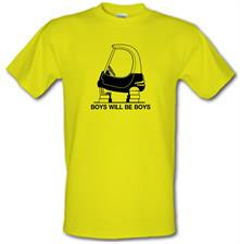 Boys Will Be Boys t shirt