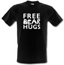 Free Bear Hugs t shirt