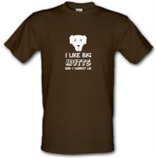 I Like Big Mutts and I cannot Lie t shirt