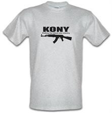Kony Putting The Infant In Infantry t shirt