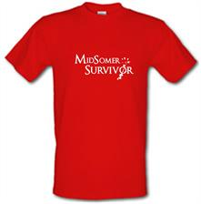 Midsomer Survivor t shirt