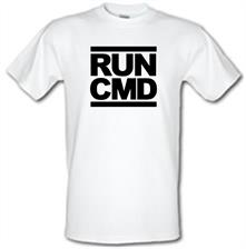RUN CMD t shirt