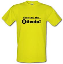 show me the bitcoin t shirt