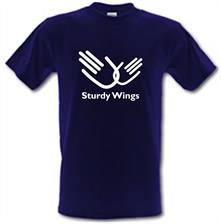 Sturdy Wings t shirt