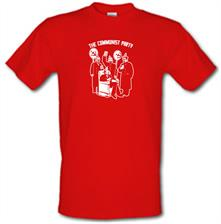 The Communist Party t shirt