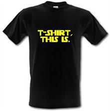 T-Shirt, This Is t shirt