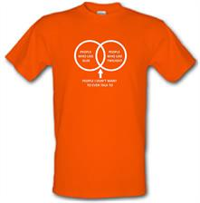 Venn Diagram t shirt