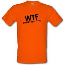 WTF (What The F**k) t shirt