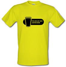 You Look Like I Need A Drink t shirt
