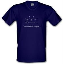 The Science Of Laughter t shirt