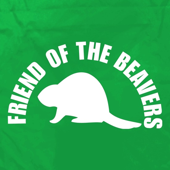 Friend of the Beavers Apron