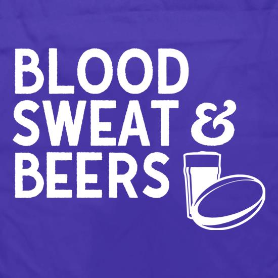 Blood, Sweat & Beers Apron