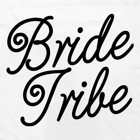 Bride Tribe Apron
