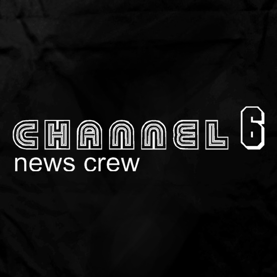 Channel6 news crew Apron