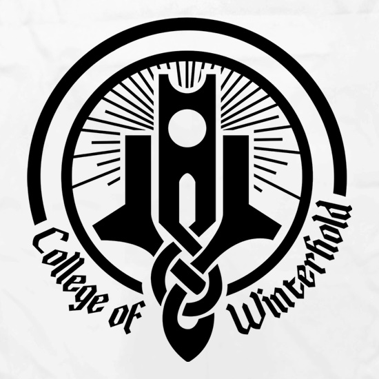 College of Winterhold Apron