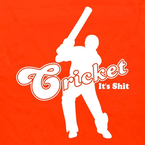 Cricket It's Shit Apron