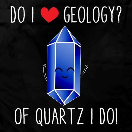 Do I Love Geology? Apron
