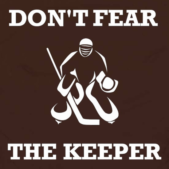 Don't Fear The Keeper Apron