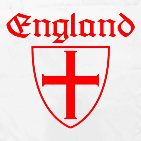 England Shield Apron