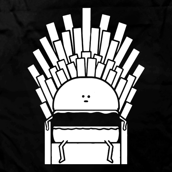Game Of Fries Apron