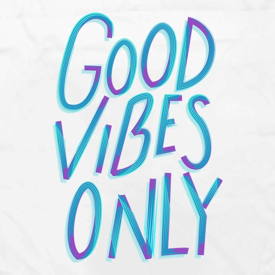 Good Vibes Only Apron