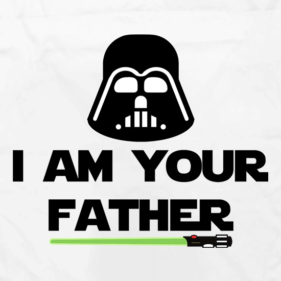 I Am Your Father Apron