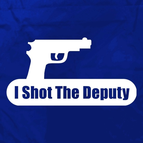 I Shot The Deputy Apron