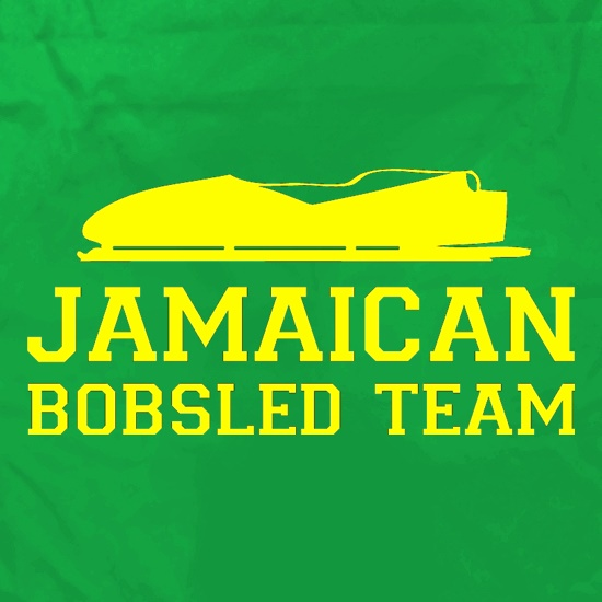 Jamaican Bobsled Team Apron