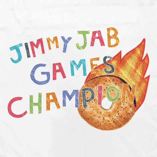 Jimmy Jab Games Apron