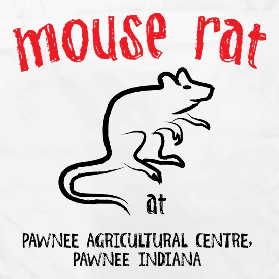 Mouse Rat Apron