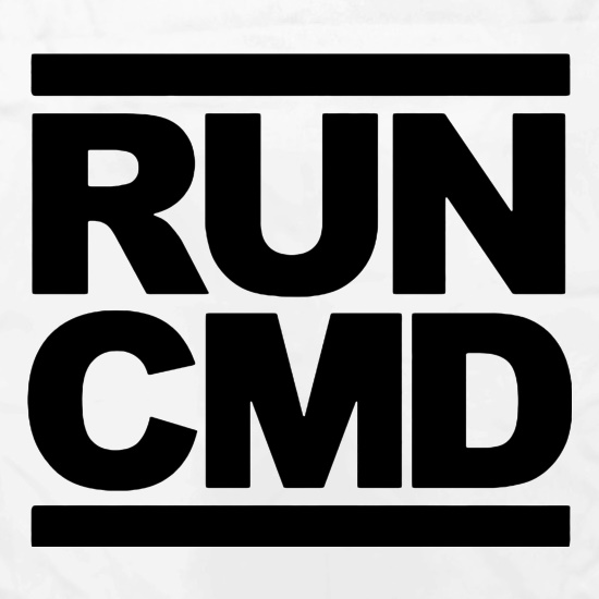 RUN CMD Apron