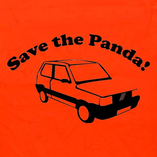 Save The Panda Apron