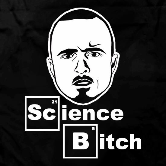 Science Bitch Apron