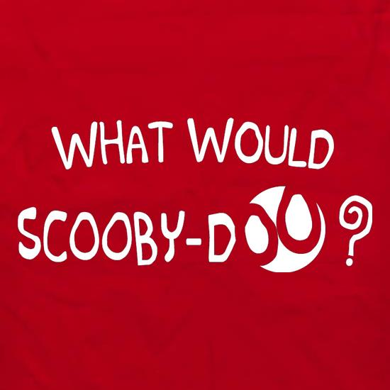 What Would Scooby Doo? Apron