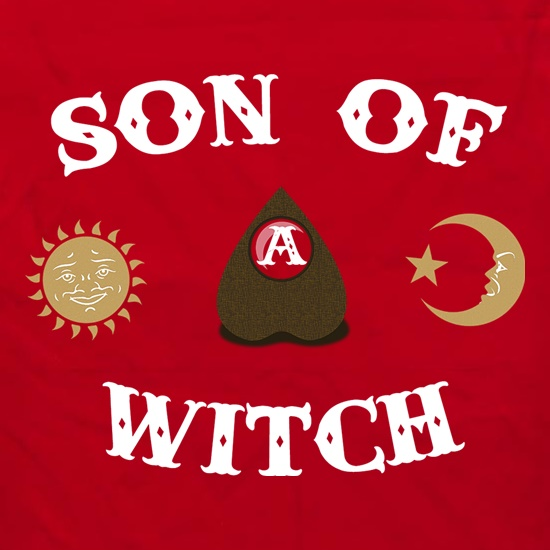 Son Of A Witch Apron