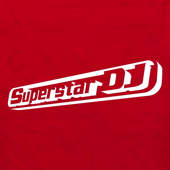 Superstar DJ Apron