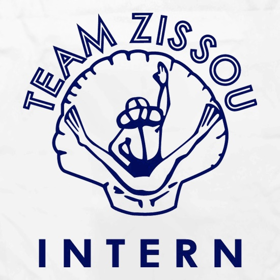 Team Zissou Intern Apron