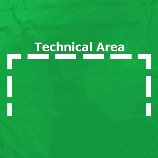 Technical Area Apron