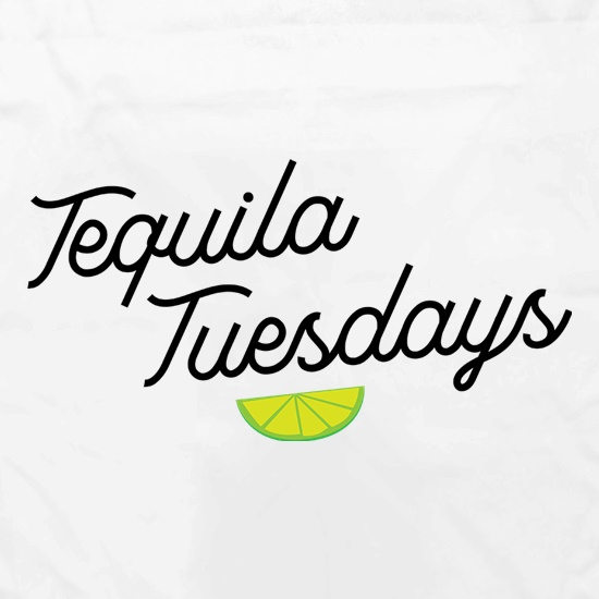 Tequila Tuesdays Apron