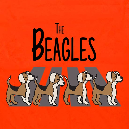 The Beagles Apron