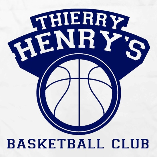 Thierry Henry's Basketball Club Apron