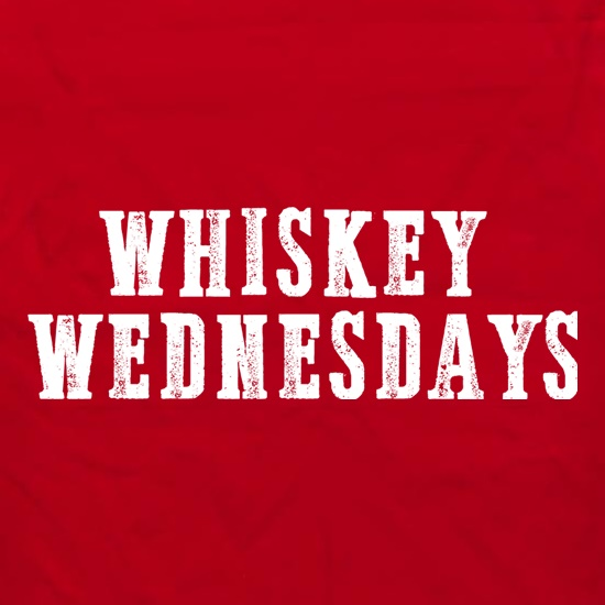 Whiskey Wednesdays Apron