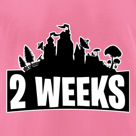 2 weeks t-shirts for ladies