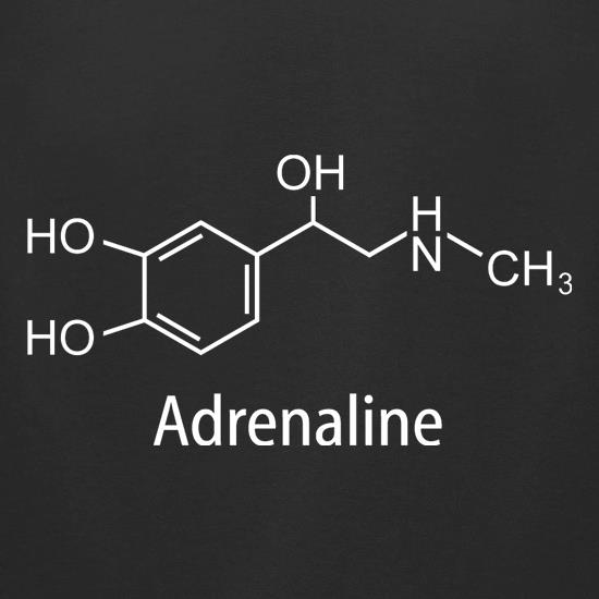 Adrenaline t-shirts for ladies