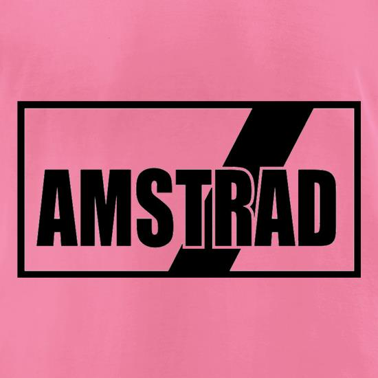 Amstrad t-shirts for ladies