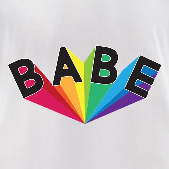 Babe t-shirts for ladies